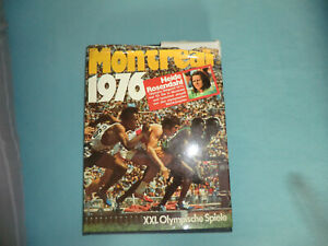 Buch  - Olympiade Montreal 1976