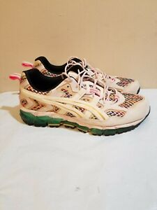 ASICS GEL-NANDI 360 Running Shoes Beige Brown 1022A226 Sz 10.5 Hype