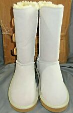 UGG AUSTRALIA Bailey Button Triplet Classic Tall Boots Sand Size 8  #1873