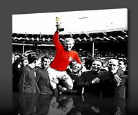BOYS OF 66 ICONIC FOOTBALL TEAM SPORT BOX CANVAS PRINT WALL ART PICTURE