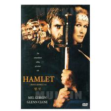 Hamlet (1990) DVD - Mel Gibson (New, All)