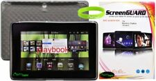 RIM Blackberry Playbook Tablet Black TPU Skin Case. CrazyOnDigital Brand Package