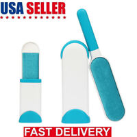 USA Portable Fur Pet Dog Hair & Lint Remover Magic Cloth Fabric Brush Reusable