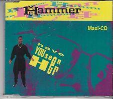 MC HAMMER Have You Seen Her 3 track 1990 CD MAXI W.GERMANY EMI CAPITOL freepost