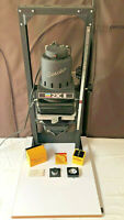 Beseler 23C-II Photo Enlarger With Lens