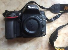 Nikon D D600 24.3 MP Digital SLR Camera - Black (Body Only)