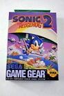 Sonic the Hedgehog 2 (Sega Game Gear, 1992) - Japanese Version