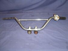 1964-69 Honda S90 Handle Bars with Mounts and hardware
