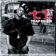 Trap Muzik [Clean] [Edited] by T.I. (CD, Aug-2003, Atlantic)