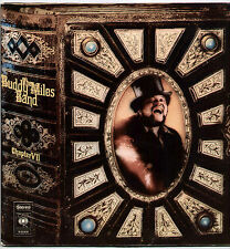 BUDDY MILES BAND ~ CHAPTER VII ~ 1973 DUTCH 9-TRACK LP + G/FOLD ~ CBS S 65406