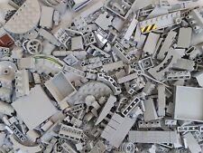 Lego 100 x Bauteile Sonderteile neuhellgrau neu hellgrau Grau Kilo Kg Konvolut