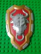 Lego Large Bull Insignia Picture Frame for Castle Knights Kindom - 1 piece