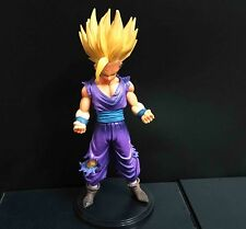"Banpresto DragonBall Z  BZD  master stars piece the son gohan figure 9"" loose #y"