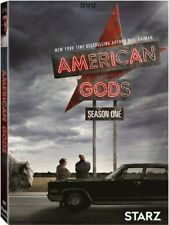 American Gods: Season 1 (DVD, 2017, 3-Disc Set) NEW