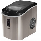 Frigidaire Stainless Steel Ice Maker 26 lbs of ice per day EFIC106-SS photo