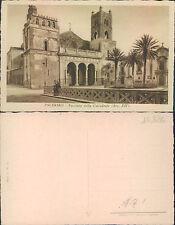 PALERMO - FACCIATA DELLA CATTEDRALE - (rif.fg.10826)