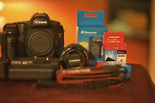 Canon EOS 5D 12.8 MP Digital SLR Camera - Complete kit