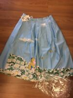 Cath kidston Alice in wonderland meadows Skirt Size 10 new with tags