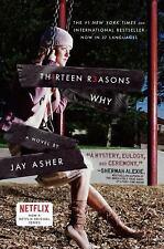 THIRTEEN REASONS WHY [9781595141712] - JAY ASHER (HARDCOVER) NEW