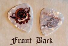 WHITESNAKE band logo guitar pick -(John Sykes)  (s)