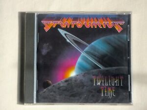 STRATOVARIUS  TWILIGHT TIME ( CD )  SEALED  FIRST EDITION