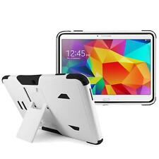 Black Shockproof Defender Box Case Cover for Samsung Galaxy Tab 4 10.1 SM-T530