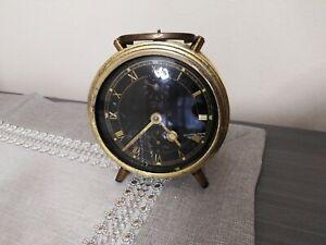 Antico orologio sveglia anni 50 kienzle duo clock