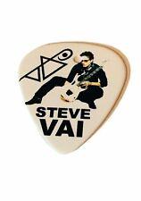 Steve Vai guitar pick Frank Zappa live concert memorabilia heavy metal rock vtg