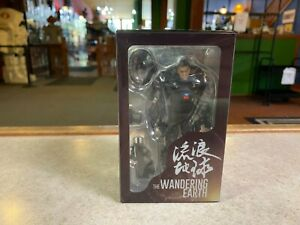 2021 Joy Toy The Wandering Earth Rescue Team 3 of 3 Exoskeleton 1/18 Figure NIB