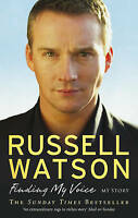 Finding My Voice, Watson, Russell, Used; Acceptable Book