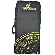 "Yellow/Black BodyBoard Bag & 42"" boggie BOARD Beach holds 3 to 4 boards Backpack"