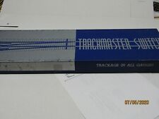 O SCALE TRAIN MASTER #6 DOUBLE CROSSOVER KIT