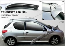 SPOILER REAR ROOF PEUGEOT 206, 206+ WING ACCESSORIES