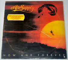 Philippines AIR SUPPLY Now And Forever LP Record