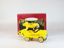 Hallmark Ornament 1997 Kiddie Car Classics #4 - Murray Dump Truck - #Qx6195-Db