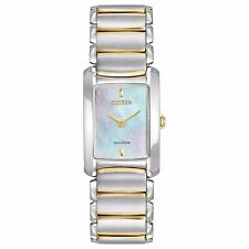 Citizen Eco-Drive Euphoria Women's EG2974-52D Refurbished Two-Tone 20mm Watch