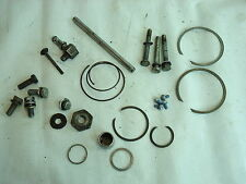 72 HARLEY XLH XLCH 1000 IRONHEAD SPORTSTER MISCELLANEOUS PARTS & PIECES