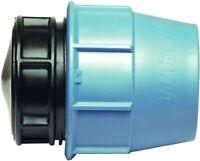 MDPE WATER PIPE ELBOW 20 mm x 20 mm KOMPRESSIONSANSCHLUSS F/ÜR PE-ROHRE