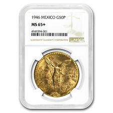 Mexico (1905-now) Just Mexico Estados Unidos Mexicanos $ 1 Centavo 1946 Peso Nice Die Break Error Coins: World