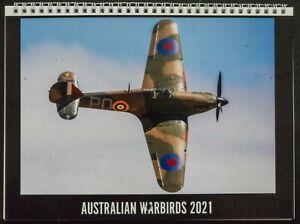 2021 Australian Warbirds Calendar
