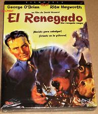 EL RENEGADO / THE RENEGADE RANGER - English Español - DVD R2 Precintada