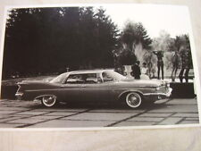1960  CHRYSLER IMPERIAL 4DR HARDTOP  11 X 17  PHOTO  PICTURE