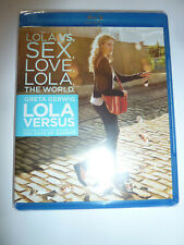 Lola Versus Blu-ray romantic comedy movie Greta Gerwig Daryl Wein 2012 NEW!