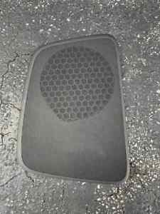 09-14 ACURA TSX REAR DECK DRIVER SIDE AUDIO MUSIC SPEAKER COVER GRILLE OEM
