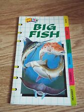 Funfax big fish pocket book - can go in funfax organiser