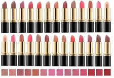 Revlon Super Lustrous Lipstick Various Colors