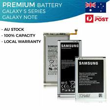 Battery Replacement for Samsung Galaxy S4 S5 S6 S7 S8 S9 Plus Edge Note 2 3 4 5
