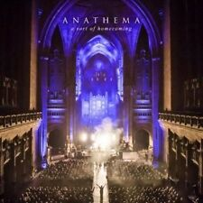 a Sort of Homecoming 0802644833071 by Anathema CD With DVD