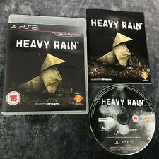 Heavy Rain PS3 PlayStation 3 Game Complete