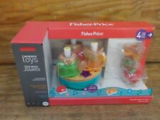 Fisher-Price Wooden Toys, Deep Blue Sea Stacker